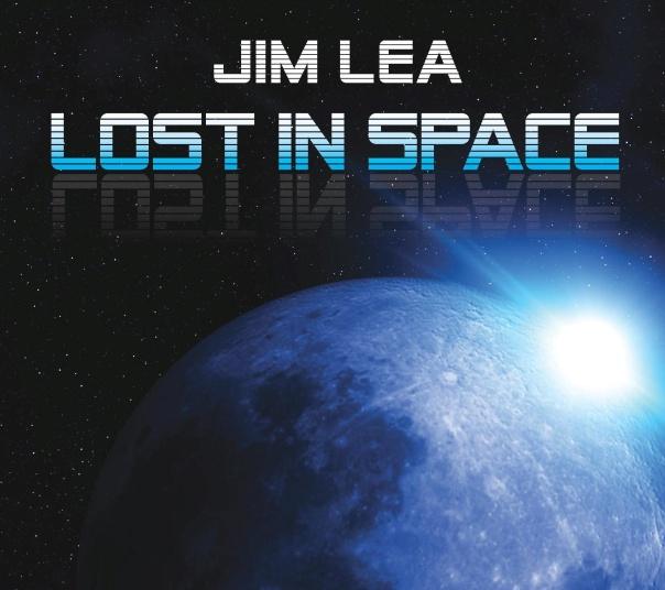 Jim Lea - Lost In Space - EP artwpork