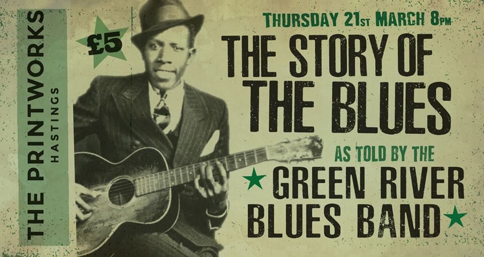 Live review: The Story of The Blues at The Printworks