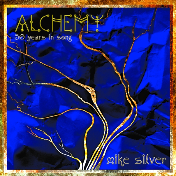 Alchemy cover art Mike Silver