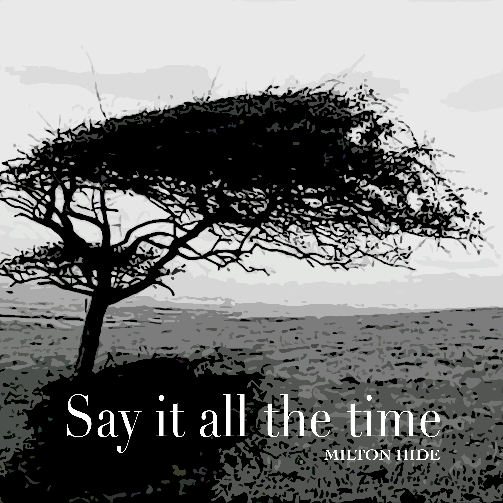 Say It All The Time cover image
