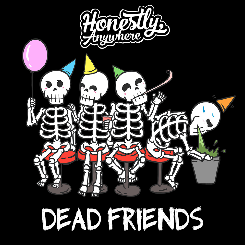 Dead Friends Artwork